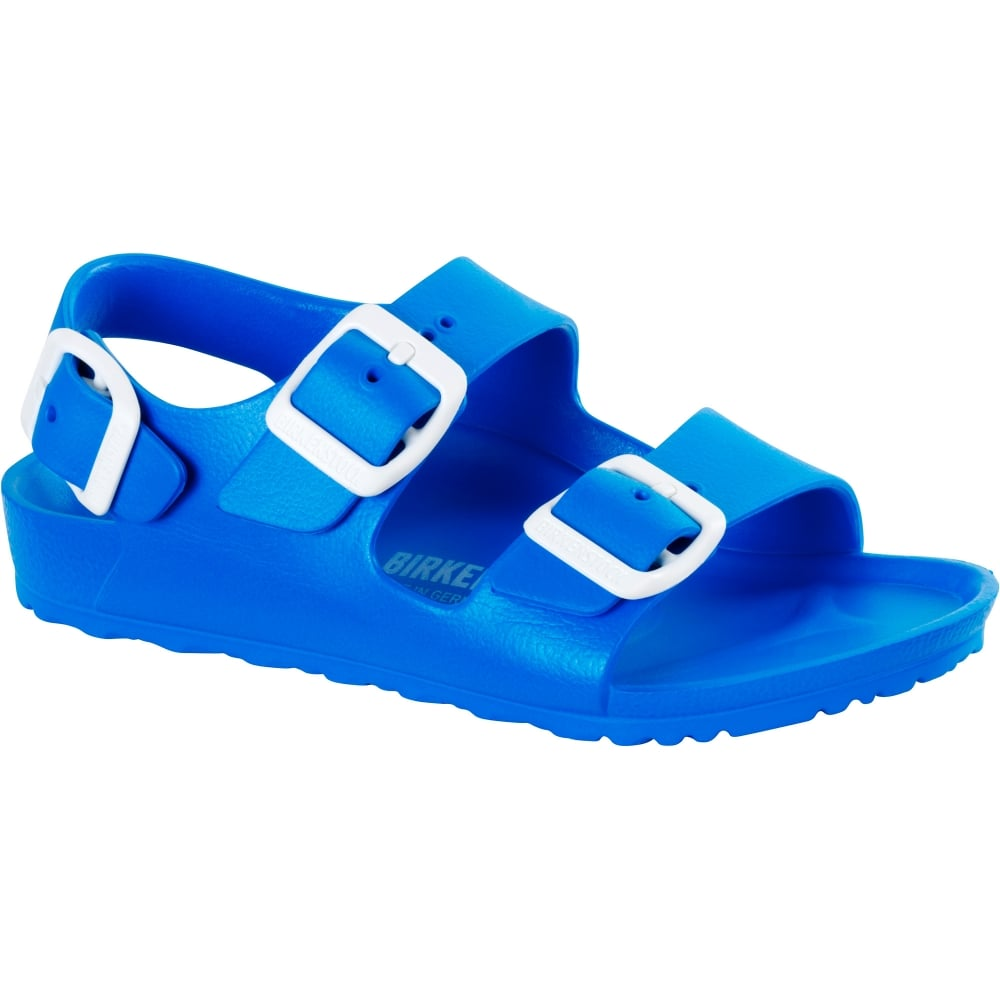 f7f80a455ed BIRKENSTOCK MILANO EVA Water friendly sandal for boys or girls